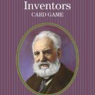 Inventors Poker Deck Game Wright Bros, etc.  LAST ONE!!