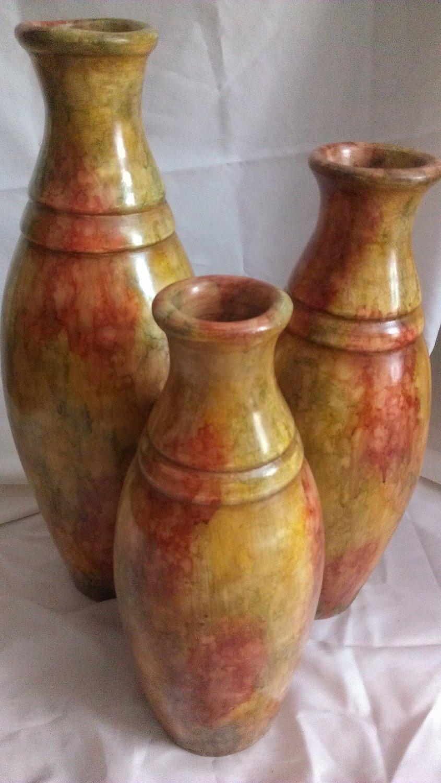 "Home Decor Pottery ""Alcatraz"" (2)"