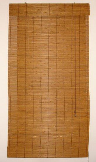bamboo window shade