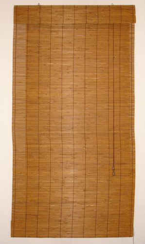 bamboo window shade