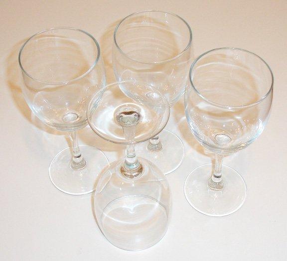 wine goblets - set of 12