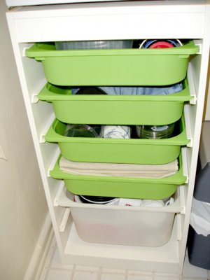 ikea tubbed-drawer shelf