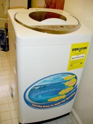 avanti portable washing machine