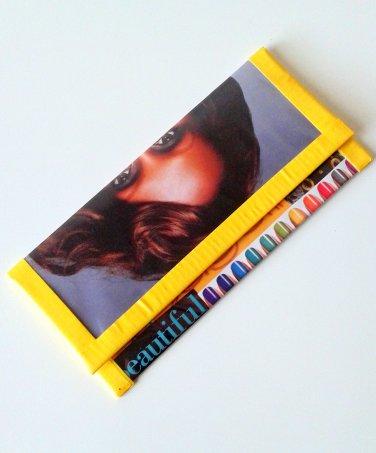 Brown Sugar Clutch Wallet