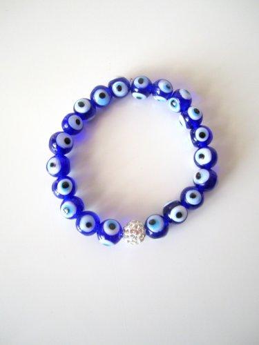 *SALE* Evil Eye Crystal Bracelet