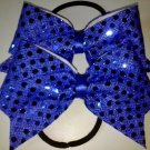 Pigtail and Bun Size Cheer Bows