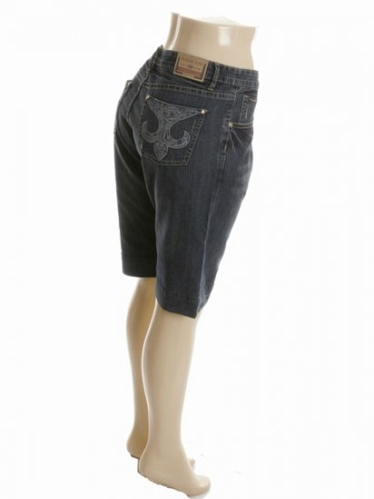Wholesale plus Size Jean Shorts