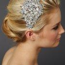 Sunburst Crystal Headpiece