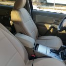 VOLVO XC60 XC70 XC90 UNTIL 2014 MIX LEATHERETTE & SYNTHETIC TWO FRONT TAN (BEIGE) SEAT COVERS