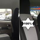 VW UP CUSTOM FIT COTTON SERIES FRONT and REAR CAR SEAT COVERS