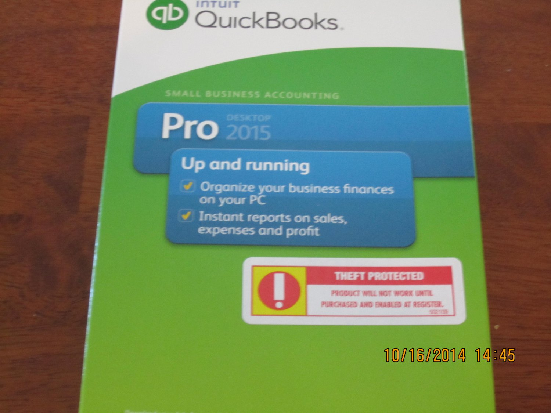 Quickbooks 2015 Premier Update