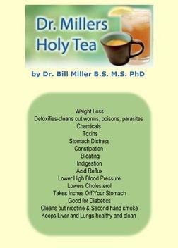 Dr. Miller's Holy Tea  1 Week Supply