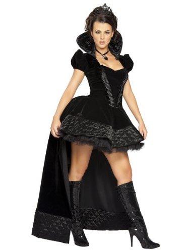 Evil Queen Halloween Costume 10902