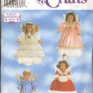 """Simplicity 8478 Shirley Botsford Designs Angel Doll Clothes for 18"""" (45.5cm) Dolls OOP FF"""