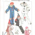Simplicity 7649 Boys' & Girls' Clown Costumes & Hats Vintage Pattern Sizes Sz Fits 2-4  OOP EUC