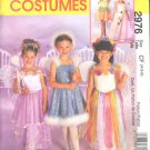 McCall's 2976 Children's/Little Girls' Fairy Costumes Pattern Sizes 4-5-6   OOP EUC