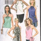 OOP Vogue 8080 Misses' Tops - 4 Style Variations Sz 18-22