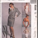 OOP McCalls 8096 NY/NY Collection Misses' Lined Jacket,Top & Skirt Sz 18- Uncut/FF