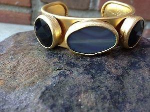 Turkish Bracelet~24K PLATED~Hand  Made In Turkey~GORGEOUS!! NWT!