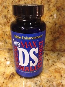 MALE ENHANCER, MALE PERFORMANCE~''VIRMAX DS'', (60 TABLETS) *Exp 04-2016~NEW