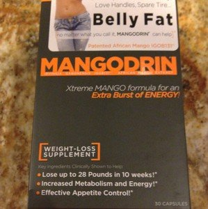Weight-Loss Supplement Mangodrin~by TrueDERMA 30 Ct-Factory Sealed!