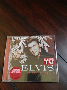 ELVIS PRESLEY~ELVIS CHRISTMAS~as Seen On TV~new Factory Sealed!!