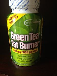 Fat Burner GREEN TEA~ Dietary Supplement, Fat Metabolizer~FACTORY SEALED!!
