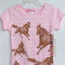 GIRLS' SCREENPRINT TEE BY DNa