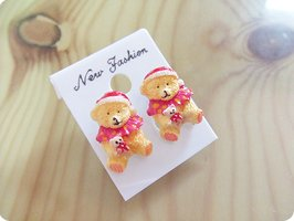 Goong/Princess Hours Bear Studs