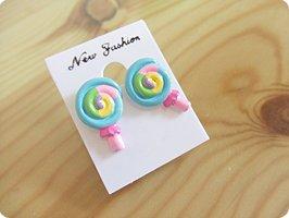 Goong/Princess Hours lollipop studs