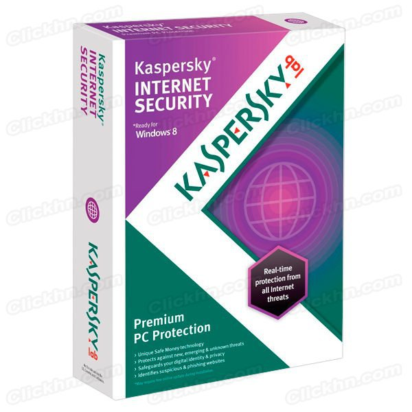 Kaspersky Internet Security 2013 - 1PC 1Year 100% Genuine (by Email)