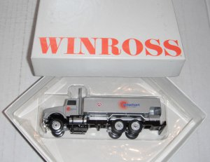 Schuchart Energy--Hanover,Pa....1993 Winross truck--G--made in USA