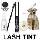 Lip Ink Eye Lash Tint Waterproof Mascara NIB - BLACK