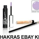 LIP INK Sirian Violet Smearproof Lip Stain + Off & Shine Towelettes