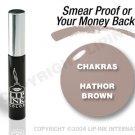 LIP INK Hathor Brown Smearproof Lip Stain + Off & Shine Towelettes