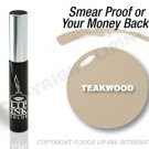 LIP INK Teakwood Smearproof Lip Stain + Off & Shine Towelettes