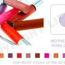 LIP INK Mother's Day Rose Quartz Smearproof Lip Stain LipGel + Off & Shine