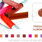 LIP INK Almond Star Smearproof Lip Stain LipGel + Off & Shine Towelettes