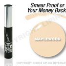 LIP INK Maplewood Smearproof Lip Stain + Off & Shine Towelettes