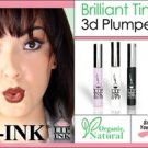 LIP INK Brilliant Tinted 3D Lip Plumper Kit