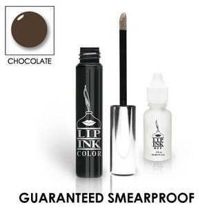LIP INK Waterproof Vegan Eye Shadow Gel - Chocolate Brown