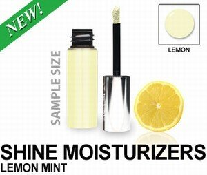 LIP-INK® Lemon Mint Lip Shine Mositurizer TRIAL SIZE