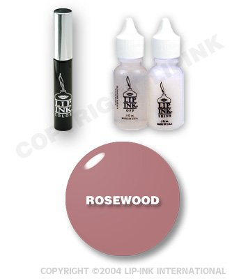 Lip Ink Special Ed. Lipstick Kit Plums/Pinks- Rosewood