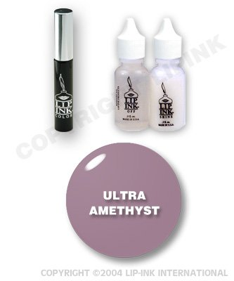 Lip Ink Sp Ed Lipstick Kit Reds/Plum-Ultra Amethyst