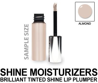 LIP-INK® Brilliant Tinted Lip Plumper ALMOND TRIAL SIZE