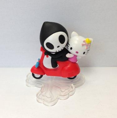7-11 HK Sanrio Hello Kitty Tokidoki Wonderland Figurine Scooter Kitty