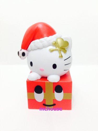 7-11 HK Sanrio Hello Kitty Tokidoki Wonderland Figurine X'mas Gift Kitty