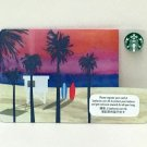 Starbucks Coffee Hong Kong 2016 Summer Beach Gift Card