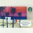 Starbucks Coffee Hong Kong 2016 Summer Beach Gift Card