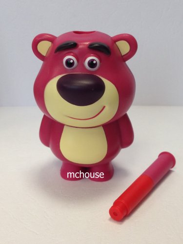 7-11 HK Disney Toy Story Figure Highlight Pen Buddies - Lotso